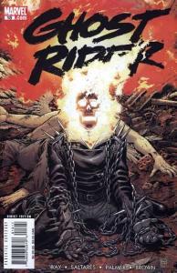 Ghost Rider (2006 series) #18, NM + (Stock photo)