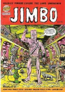 Jimbo #1 VF/NM; Zongo   save on shipping - details inside