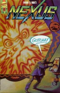 Nexus (1983 series) #60, VF+ (Stock photo)