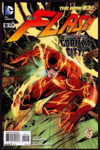 Flash #9 (New 52)   9.6 NM+
