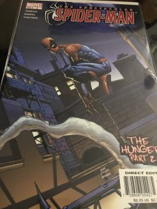 Marvel The Spectacular Spider-Man #2 Mint The Hunger pt2