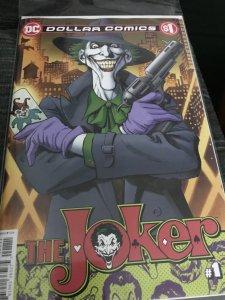 DC The Joker #1 Dollar Comics Mint