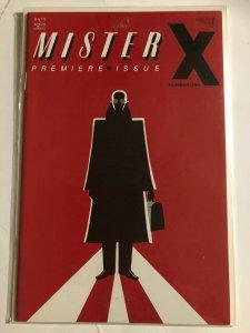 MISTER  X  NUMBER ONE 1986 VORTEX / NM / UNREAD