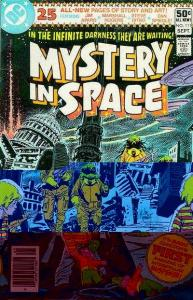 Mystery in Space (1951 series) #111, Fine (Stock photo)
