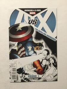 Avengers Vs X-Men 1 Variant Marvel Nm Near Mint