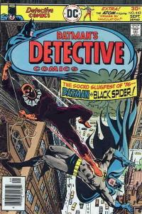Detective Comics #463 VG; DC | low grade comic - save on shipping - details insi