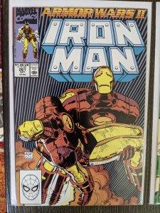 Iron Man #261 (1990)
