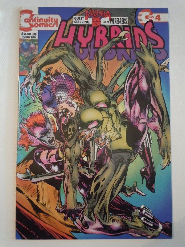 Hybrids: The Origin #4 (1993)
