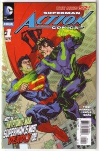 Action Comics   vol. 2  Annual # 1 NM (New 52)