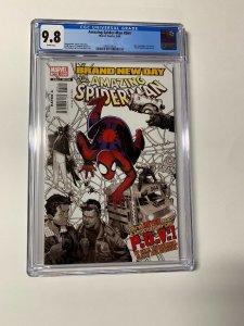 Amazing Spider-man 564 Cgc 9.8 Marvel