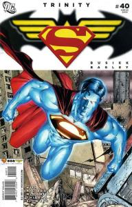 Trinity #40 VF/NM; DC | save on shipping - details inside