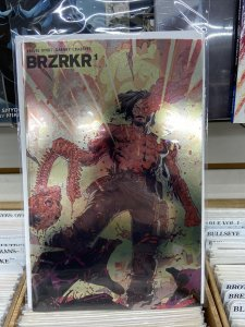 Berzerker BRZRKR #1 3rd Printing Third Print Foil Cover - NM