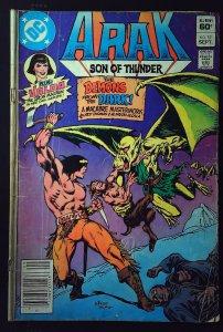 Arak, Son of Thunder #13 (1982)