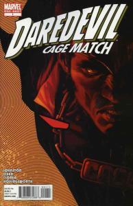 Daredevil: Cage Match #1 VF/NM; Marvel | save on shipping - details inside