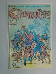 Thundercats #1 from #3PACK 6.0 FN (1985 Star Comics)