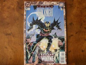 DC Comic Book: (1994 ANNUAL) BATMAN LEGENDS OF THE DARK KNIGHT #4 Citizen Wayne