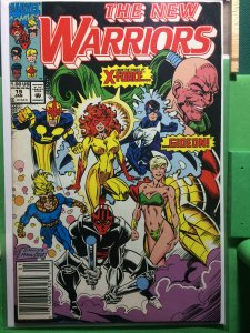 The New Warriors #19