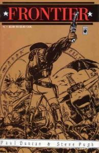 Frontier #1 VF/NM; Slave Labor   save on shipping - details inside