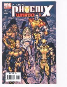 Phoenix Warsong # 1 NM Marvel Comic Book Limited Series Cyclops X-Men Storm S80