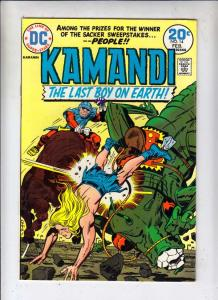 Kamandi the Last Boy on Earth #14 (Feb-74) VF High-Grade Kamandi