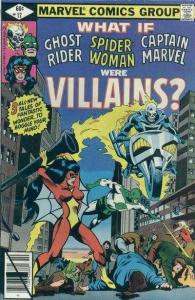 What If? (1977 series) #17, VG+ (Stock photo)