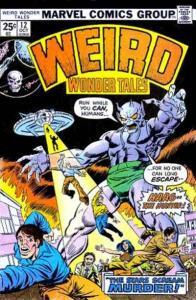 Weird Wonder Tales #12, VF- (Stock photo)