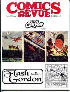 Comics Revue #133 1997-Caniff-Barry-Steve Canyon-Phantom-Modesty Blaise-VF