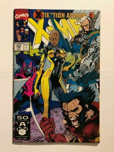 Uncanny X-Men 272 - X-tinction Agenda