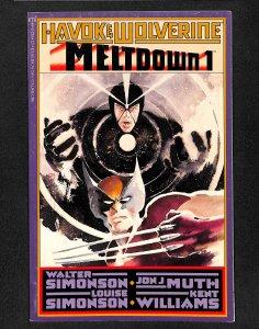 Havok & Wolverine: Meltdown #2 (1989)