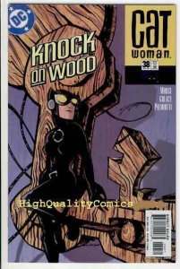 CATWOMAN #38, NM+, Palmiotti, Paul Gulacy, Femme Fatale, more CW in store