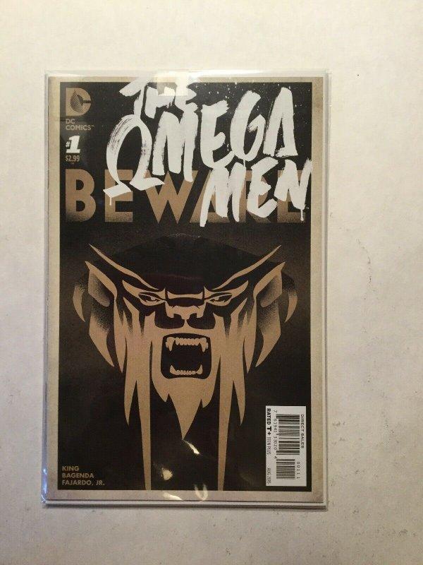 Omega Men 1 2 Near Mint Nm Dc Comics