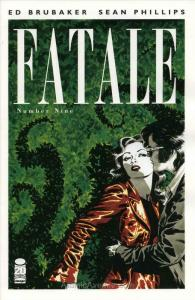 Fatale (Image) #9 VF/NM; Image | save on shipping - details inside