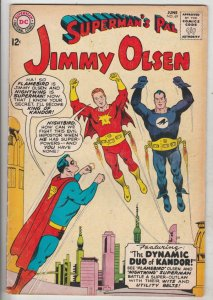 Jimmy Olsen, Superman's Pal  #69 (Jun-63) FN+ Mid-High-Grade Jimmy Olsen