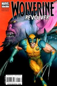 Wolverine (2003 series) Revolver #1, NM- (Stock photo)