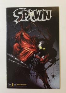 SPAWN #121 IMAGE COMICS 2002  VF+ CAPULLO COVER LOW PRINT RUN