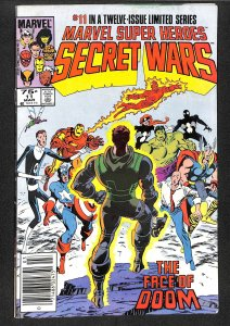 Marvel Super Heroes Secret Wars #11 (1985)