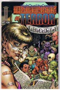 TRAILER PARK OF TERROR #1, VF+, Zombies, Demons, Horror, more TPOT in store