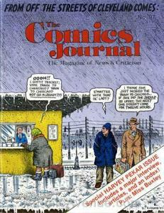 Comics Journal, The #97 FN; Fantagraphics | save on shipping - details inside