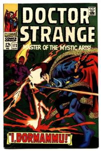 DOCTOR STRANGE #172 comic book Silver-Age 1968 MARVEL COMICS VF -