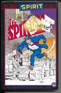 Spirit Archives-Vol.25-Bill Eisner-Sealed-Hardcover