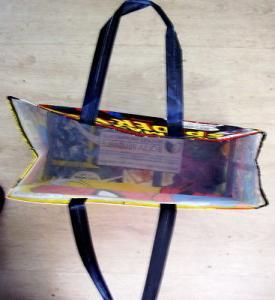 Marvel Comics Reusable Bags