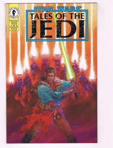 Star Wars Tales Of The Jedi # 1 NM Dark Horse Comic Book Chewbacca Han Solo HJ1
