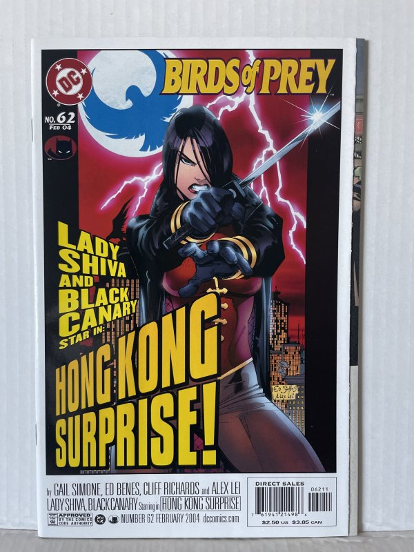 Birds of Prey #62 (2004) Unlimited Combined Shipping