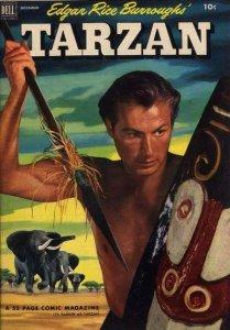 Tarzan (1948 series) #38, Good (Stock photo)