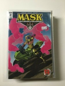 Mask 2 Variant Near Mint IDW  HPA