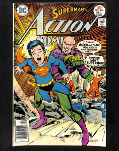 Action Comics #466 Neal Adams Cover!