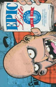 Epic Lite #1 VF/NM; Epic   save on shipping - details inside