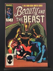 Beauty and the Beast #4 (1985)