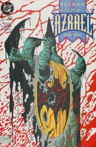 Batman: Sword of Azrael #3 FN; DC | save on shipping - details inside