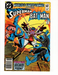 WORLDS FINEST COMICS #294 (VF/NM) No Reserve! 1¢ auction!